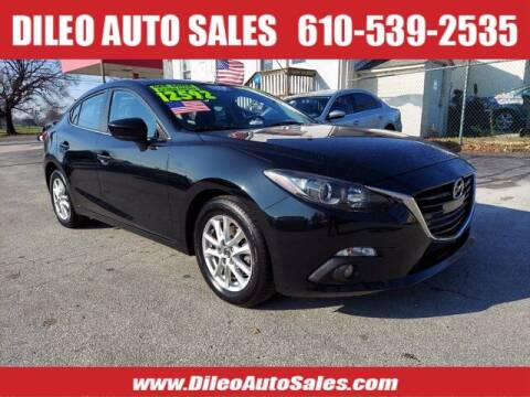 2016 Mazda MAZDA3 for sale at Dileo Auto Sales in Norristown PA
