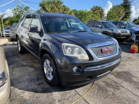 2012 GMC Acadia for sale at Mike Auto Sales in West Palm Beach FL