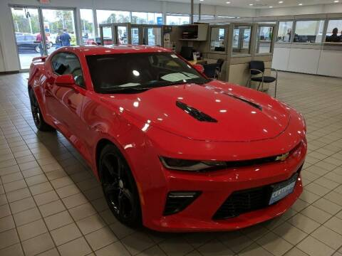 2017 Chevrolet Camaro for sale at Gandrud Dodge in Green Bay WI