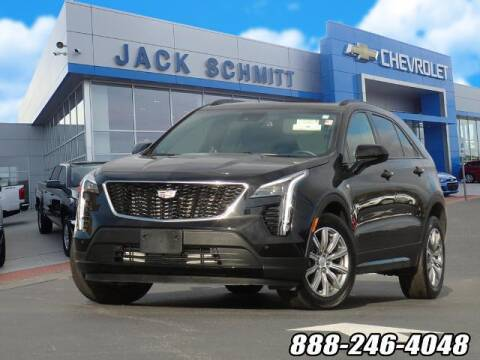 2020 Cadillac XT4 for sale at Jack Schmitt Chevrolet Wood River in Wood River IL