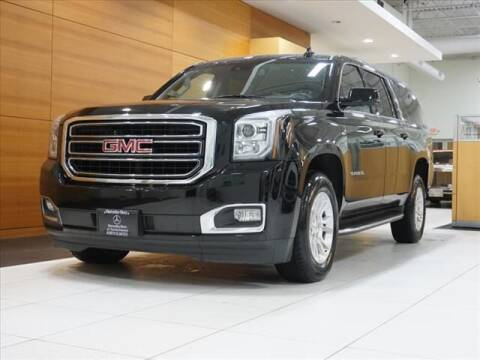 2018 GMC Yukon XL for sale at Mercedes-Benz of North Olmsted in North Olmstead OH