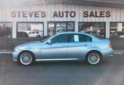2009 BMW 3 Series for sale at STEVE'S AUTO SALES INC in Scottsbluff NE