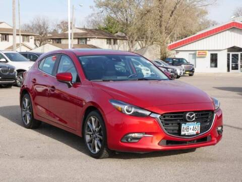 2018 Mazda MAZDA3 for sale at Park Place Motor Cars in Rochester MN