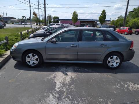 2005 Chevrolet Malibu Maxx for sale at D and D All American Financing in Warren MI