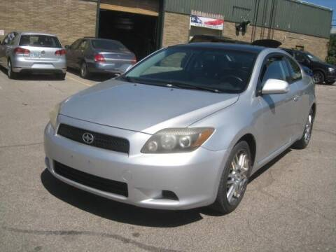 2008 Scion tC for sale at ELITE AUTOMOTIVE in Euclid OH