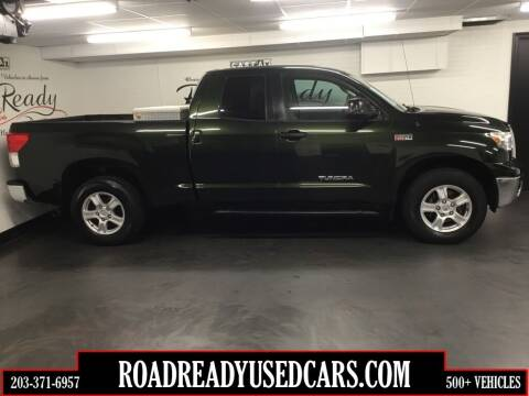 2011 Toyota Tundra for sale at Road Ready Used Cars in Ansonia CT