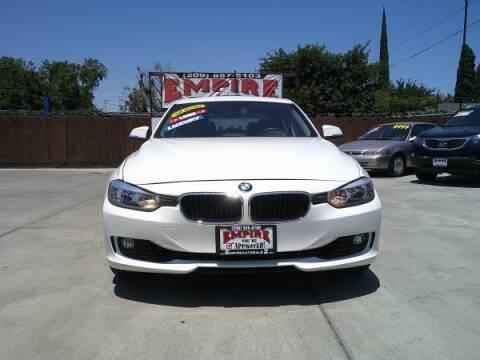 2012 BMW 3 Series for sale at Empire Auto Sales in Modesto CA