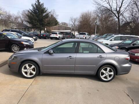 2006 Mazda MAZDA6 for sale at 6th Street Auto Sales in Marshalltown IA