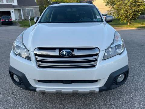 2013 Subaru Outback for sale at Via Roma Auto Sales in Columbus OH