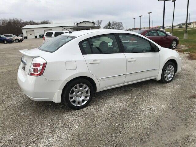 2012 Nissan Sentra for sale at Lannys Autos in Winterset IA