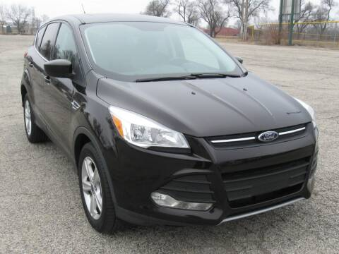2013 Ford Escape for sale at Burhill Leasing Corp. in Dayton OH