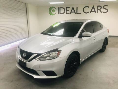 2018 Nissan Sentra for sale at Ideal Cars Atlas in Mesa AZ
