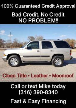 2004 Chevrolet Tahoe for sale at Affordable Mobility Solutions, LLC - Standard Vehicles in Wichita KS