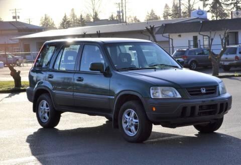 1999 Honda CR-V for sale at Skyline Motors Auto Sales in Tacoma WA