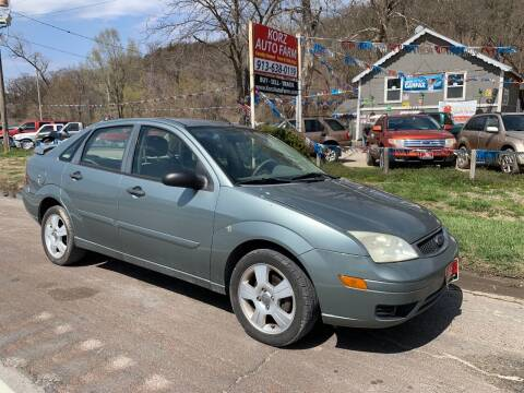 2006 Ford Focus for sale at Korz Auto Farm in Kansas City KS