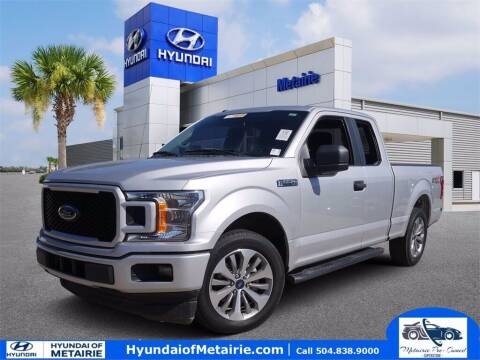 2018 Ford F-150 for sale at Metairie Preowned Superstore in Metairie LA