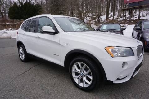 2014 BMW X3 for sale at Bloom Auto in Ledgewood NJ