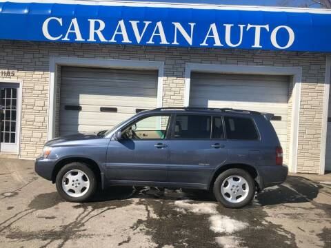 2006 Toyota Highlander for sale at Caravan Auto in Cranston RI
