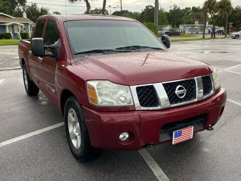 2007 Nissan Titan for sale at Consumer Auto Credit in Tampa FL