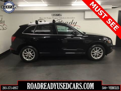 2012 Audi Q5 for sale at Road Ready Used Cars in Ansonia CT