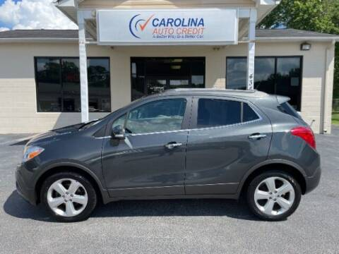 2016 Buick Encore for sale at Carolina Auto Credit in Youngsville NC