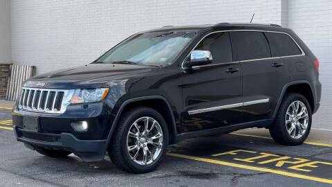 2012 Jeep Grand Cherokee for sale at Carland Auto Sales INC. in Portsmouth VA