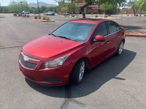 2011 Chevrolet Cruze for sale at San Tan Motors in Queen Creek AZ