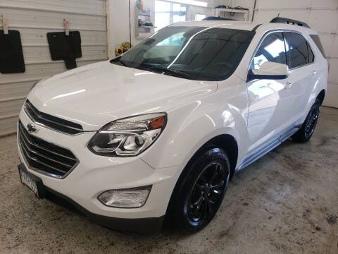 2017 Chevrolet Equinox for sale at Jem Auto Sales in Anoka MN
