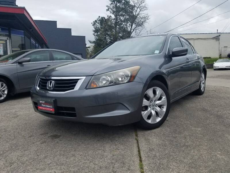 2008 Honda Accord for sale at Import Performance Sales in Raleigh NC