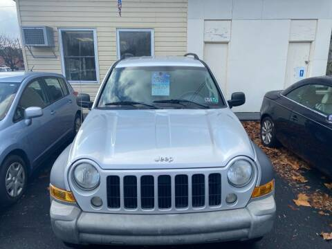2007 Jeep Liberty for sale at Bethlehem Auto Sales in Bethlehem PA