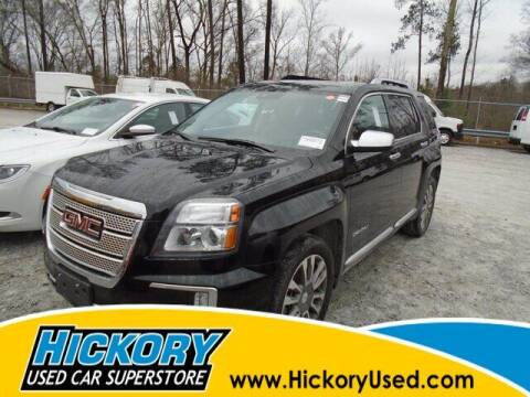 2016 GMC Terrain for sale at Hickory Used Car Superstore in Hickory NC