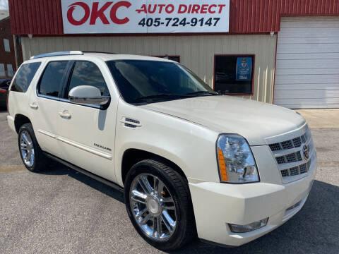 2014 Cadillac Escalade for sale at OKC Auto Direct, LLC in Oklahoma City OK