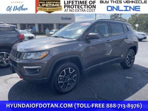 2019 Jeep Compass for sale at Mike Schmitz Automotive Group in Dothan AL