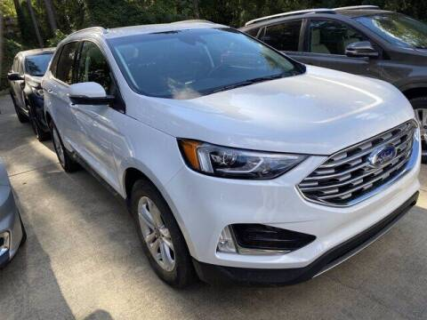 2020 Ford Edge for sale at CBS Quality Cars in Durham NC