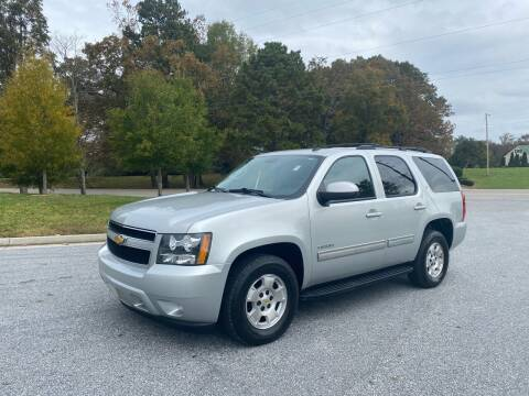 2011 Chevrolet Tahoe for sale at GTO United Auto Sales LLC in Lawrenceville GA