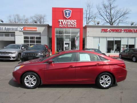 2013 Hyundai Sonata for sale at Twins Auto Sales Inc in Detroit MI