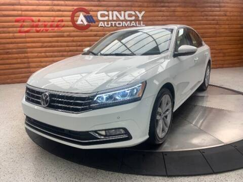 2018 Volkswagen Passat for sale at Dixie Motors in Fairfield OH