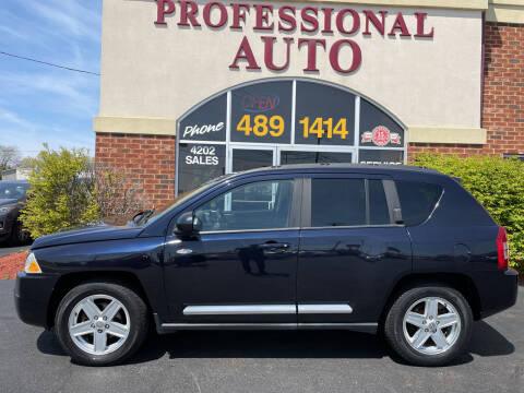 2010 Jeep Compass for sale at Professional Auto Sales & Service in Fort Wayne IN
