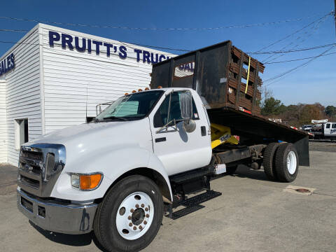 2005 Ford F-650 Super Duty for sale at Pruitt's Truck Sales in Marietta GA