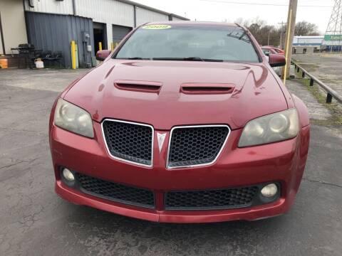2009 Pontiac G8 for sale at Johnnie B Automart in Memphis TN