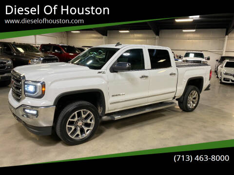 2016 GMC Sierra 1500 for sale at Diesel Of Houston in Houston TX