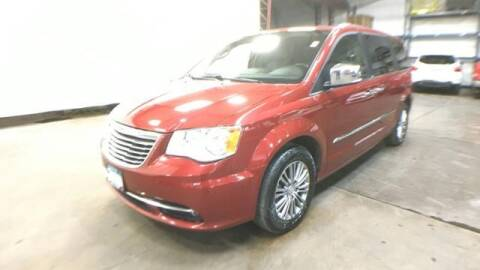 2013 Chrysler Town and Country for sale at Waconia Auto Detail in Waconia MN