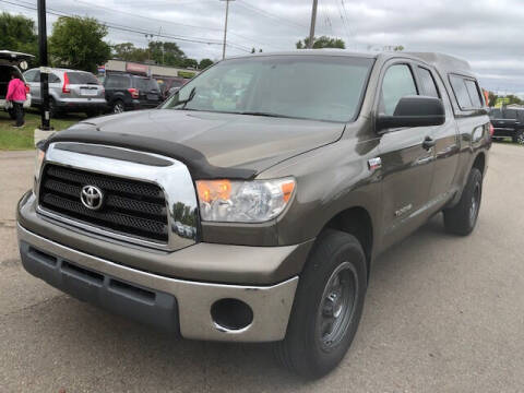 2008 Toyota Tundra for sale at Elvis Auto Sales LLC in Grand Rapids MI
