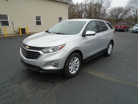 2019 Chevrolet Equinox for sale at Ritchie Auto Sales in Middlebury IN