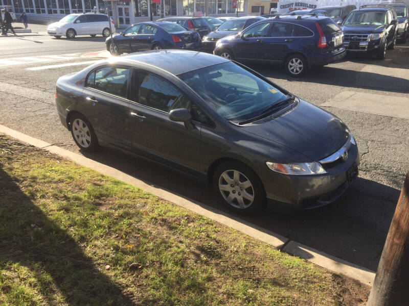 2009 Honda Civic for sale at UNION AUTO SALES in Vauxhall NJ