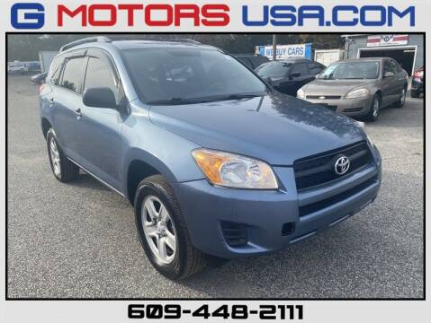 2009 Toyota RAV4 for sale at G Motors in Monroe NJ