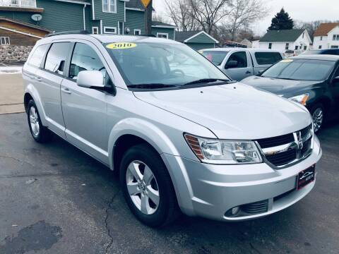 2010 Dodge Journey for sale at SHEFFIELD MOTORS INC in Kenosha WI