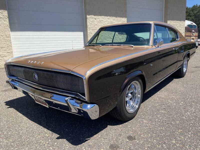 1966 Dodge Charger for sale at Route 65 Sales & Classics LLC - Classic Cars in Ham Lake MN