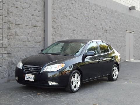 2008 Hyundai Elantra for sale at Gilroy Motorsports in Gilroy CA