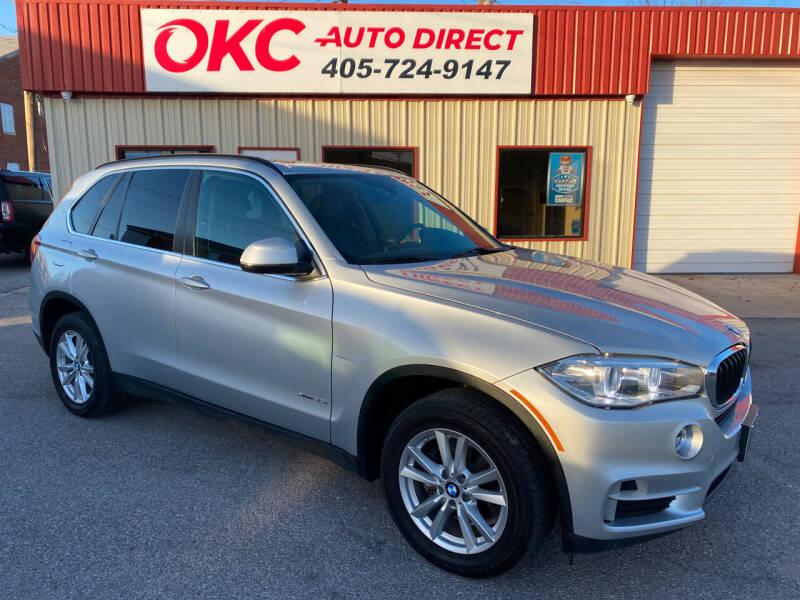 2015 BMW X5 for sale at OKC Auto Direct in Oklahoma City OK
